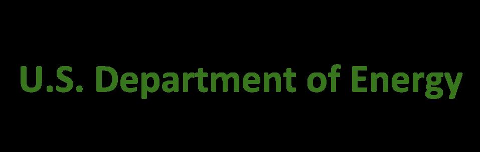 Logo U.S. Department of Energy