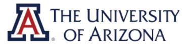 Logo The University of Arizona